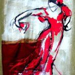 calligraphie flamenco